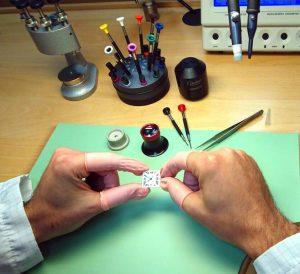 cartier watch repair