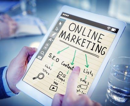 Diagram of Digital Marketing Agency in Glasgow techniques