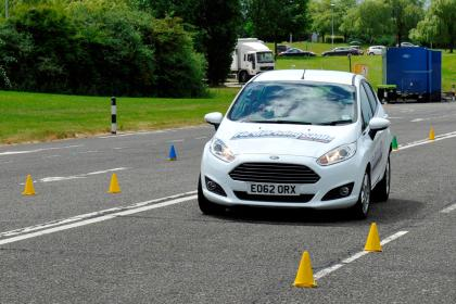 intensive driving course glasgow