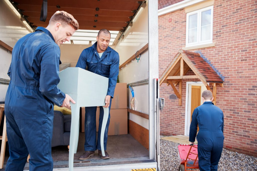 removals companies edinburgh